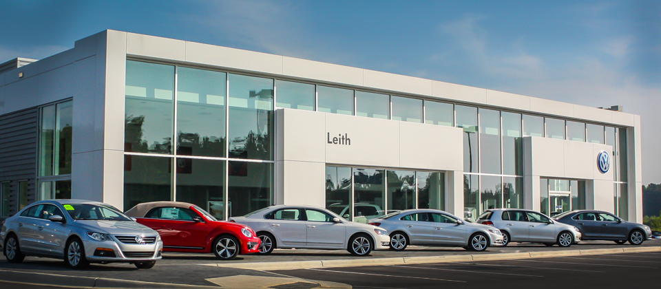 Leith Volkswagen Dealer in Raleigh, Cary NC | Raleigh Durham Chapel Hill Dealership North Carolina